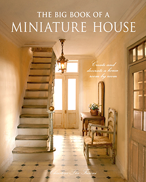 The Big Book of a Miniature House Cover