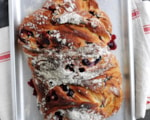 blueberry focaccia recipe