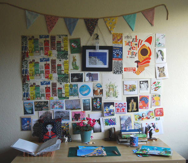 Vicky's World craft studio