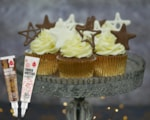 Cake Decor Cupcake and Pack shot