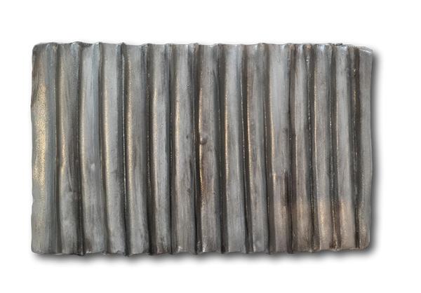 Corrugated metal cake texture tutorial