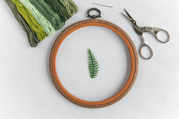 Cross stitch basics for beginners
