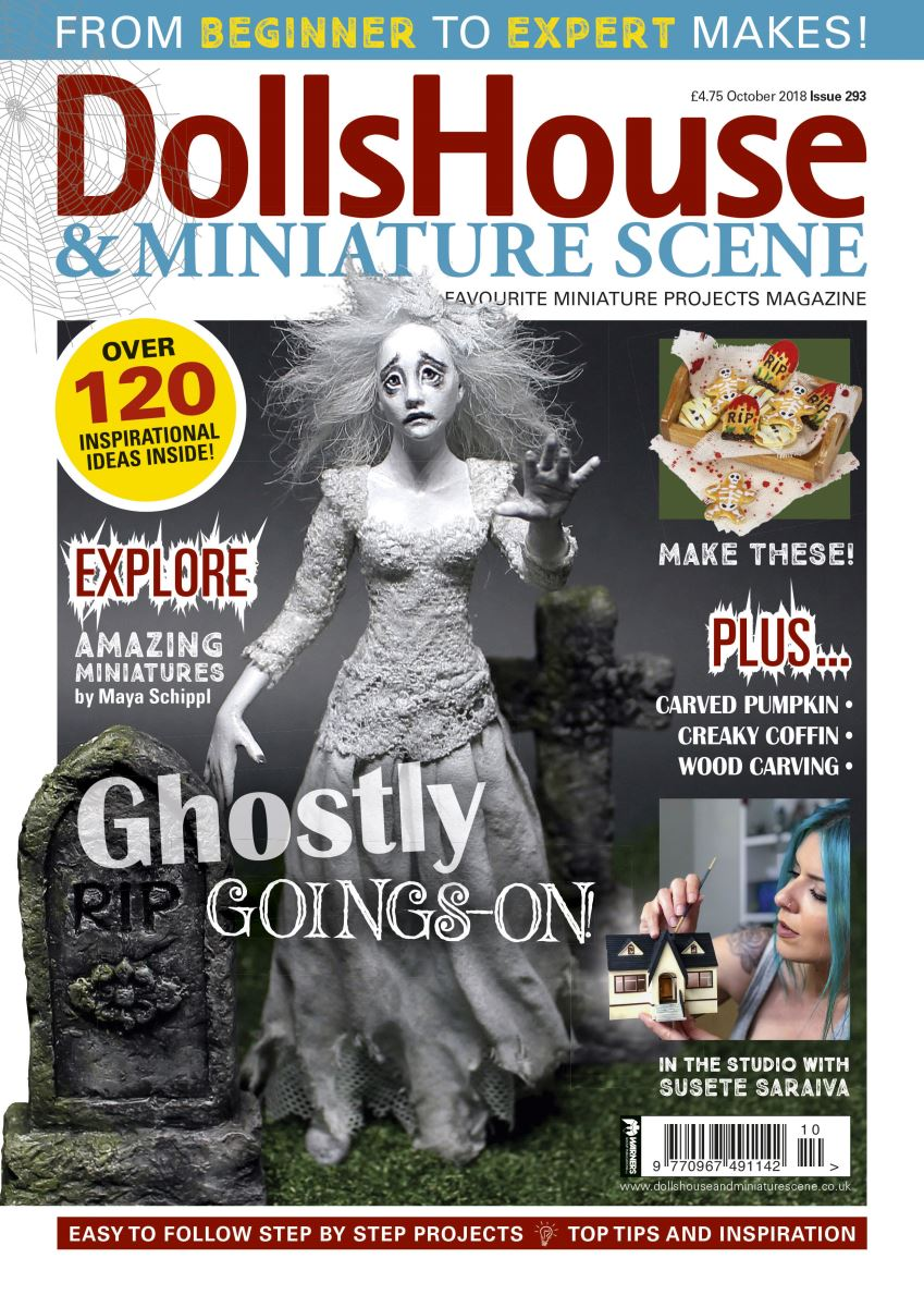 DHMS Front Cover October 2018