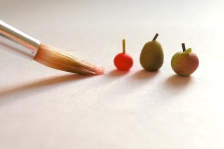 marzipan fruit step 11