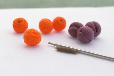 marzipan fruit step 7