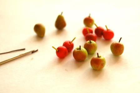 marzipan fruit step 9