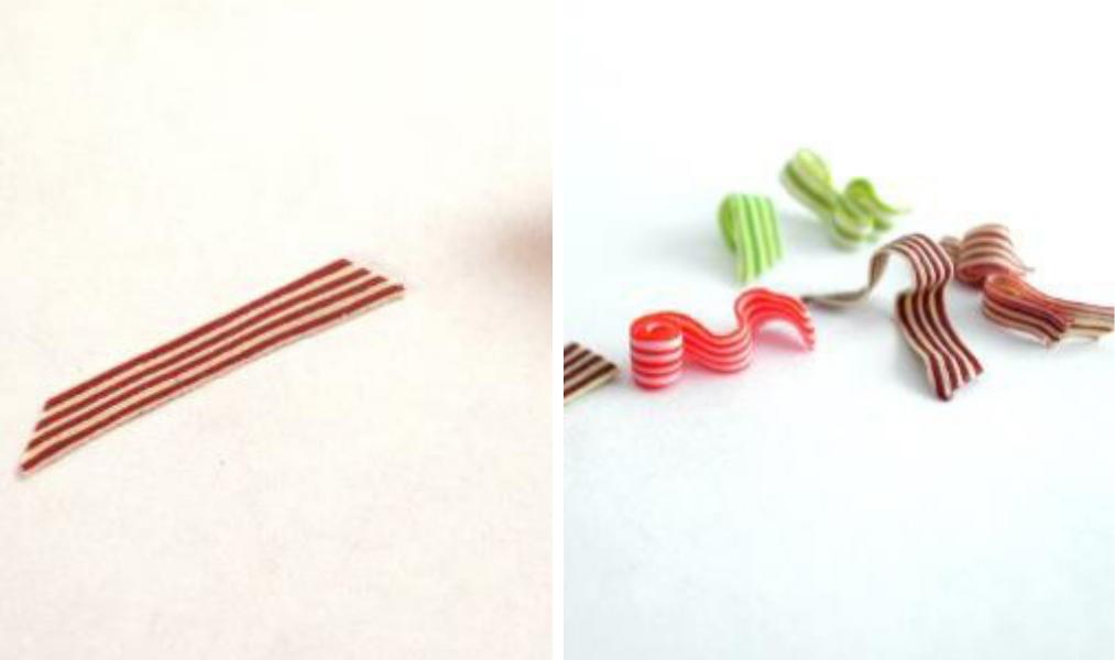 sugar ribbons step 6