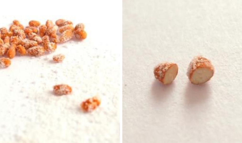 sugared almonds step 5