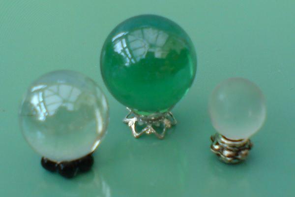Crystal ball main image