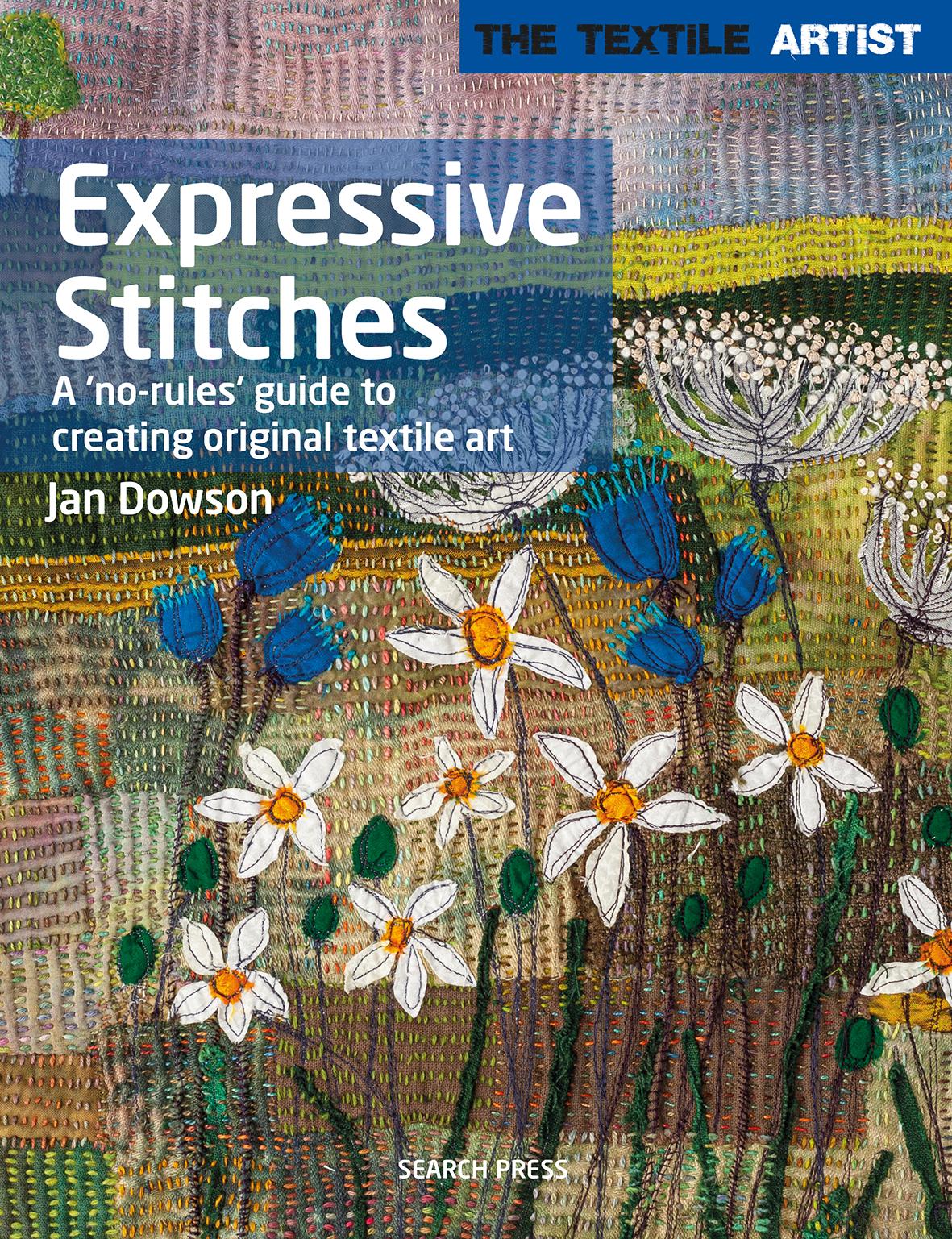 Expressive Stitches book cover
