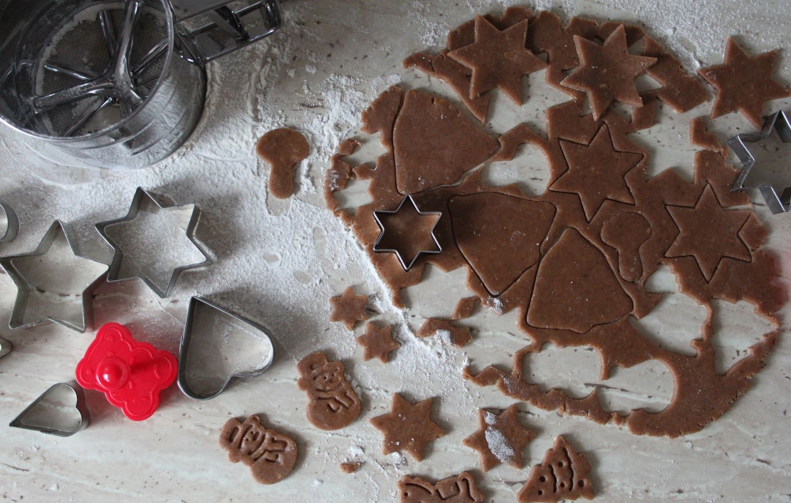 Extra gingerbread