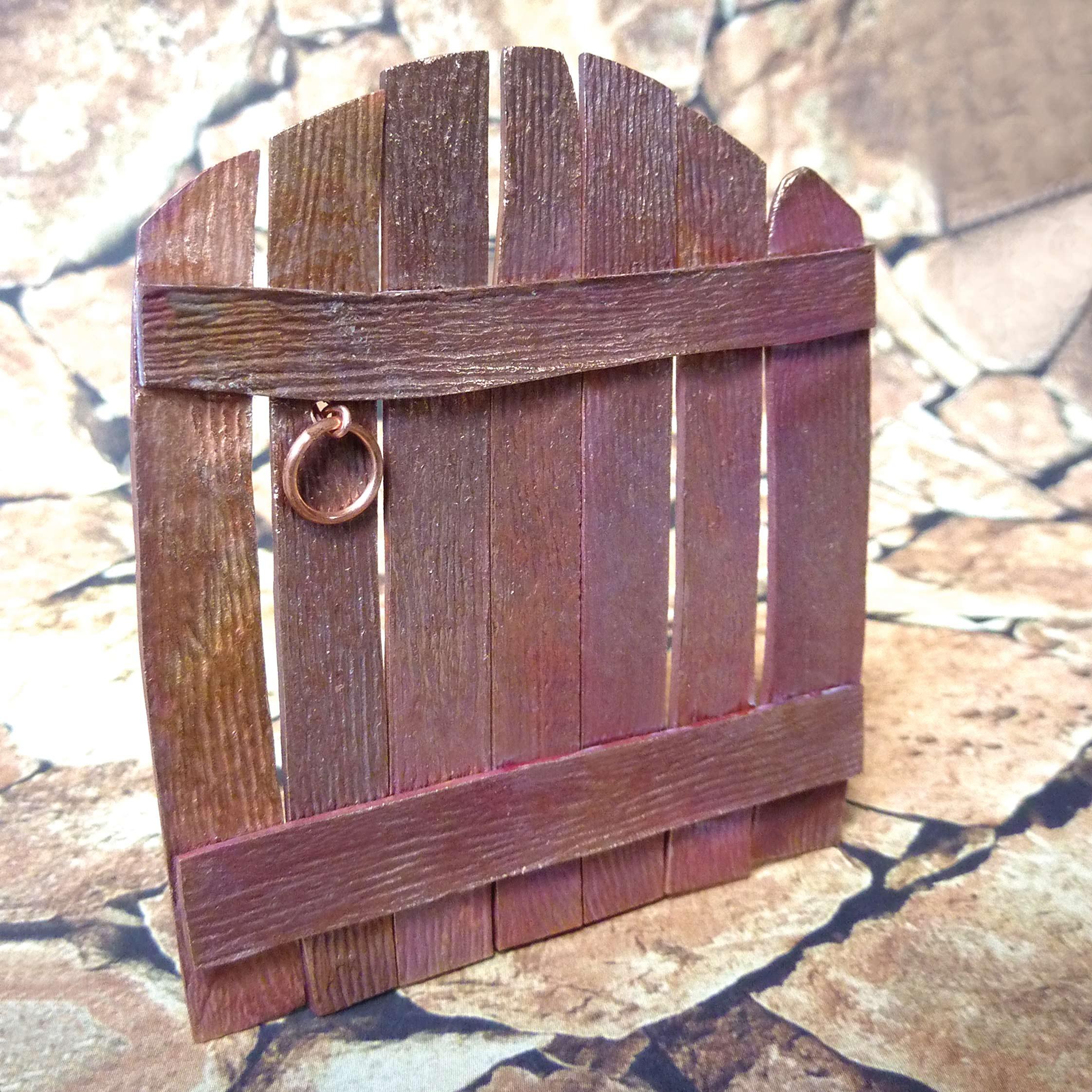 miniature-garden-gate
