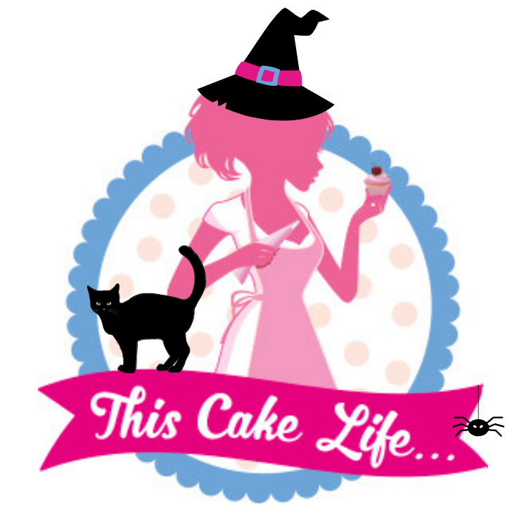 Halloween this cake life logo