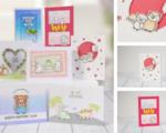 Heffy Doodle cards