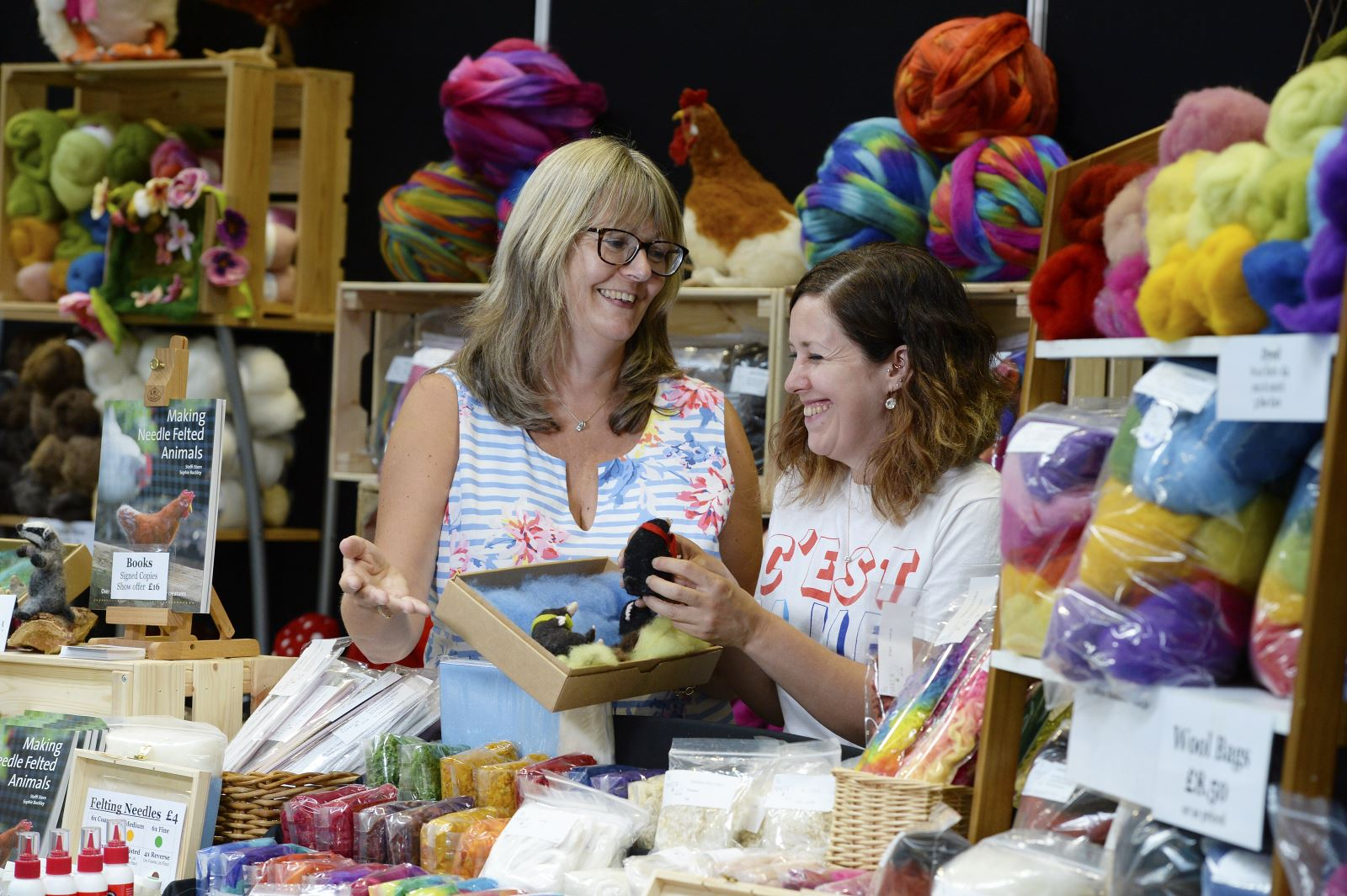 Your Crafty Show Guide