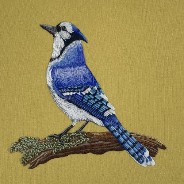 Jessica-Devin-BlueJay-embroidery-closeup