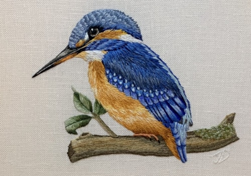 Jessica-Devin-silk-shaded-kingfisher-closeup