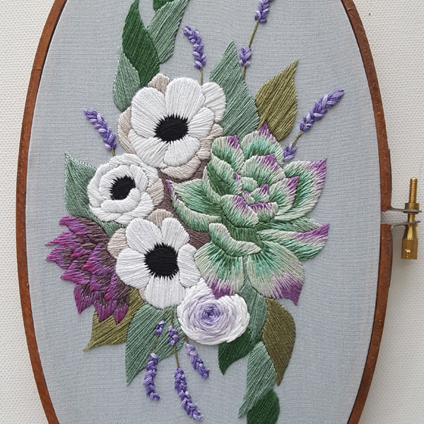 Jessica-Long-hand-embroidered-flowers