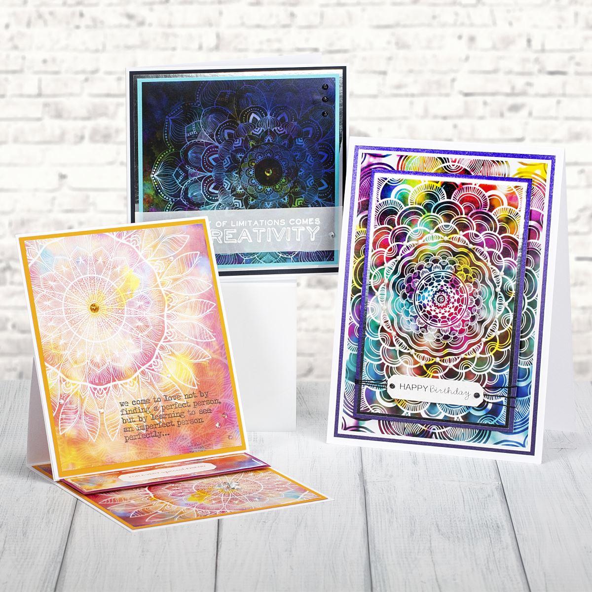 Mandala cards