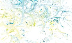 marble background using shaving foam