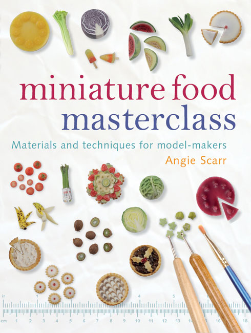 Miniature Food Masterclass book cover