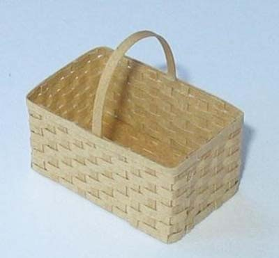 miniature basket step 16