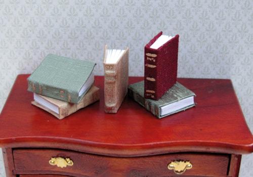 How to make miniature books