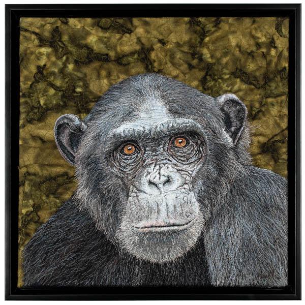 Portrait Wounda by Janine Heschl 40x40cm Credit Martin Wacht