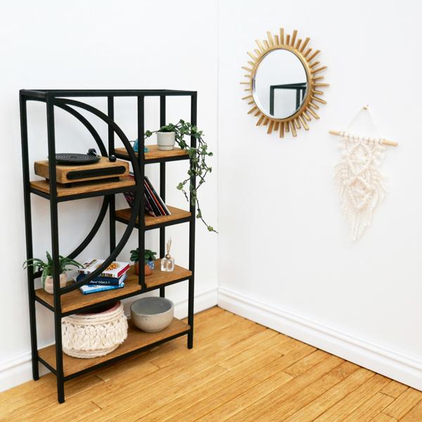 SJ Holmes miniature deco shelf