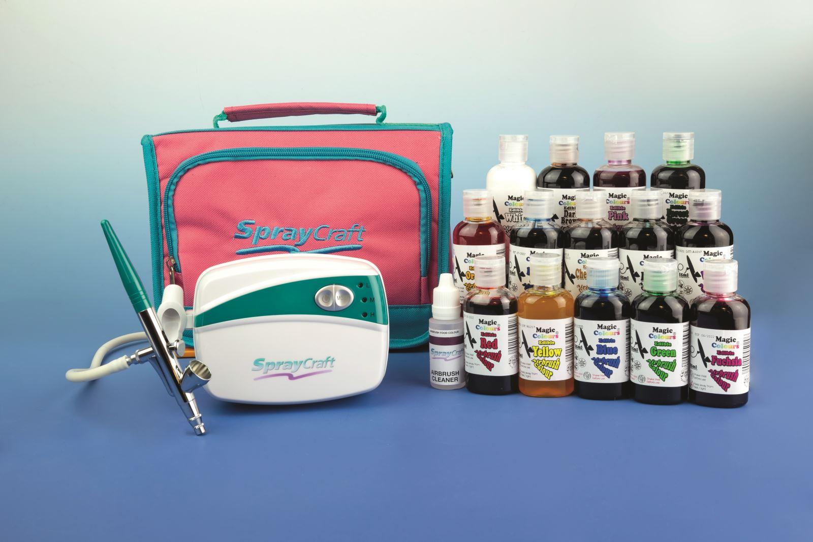 Spraycraft Airbrush full set reader offer