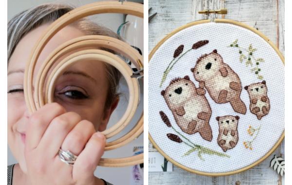 Sara Abdelmageed otter design