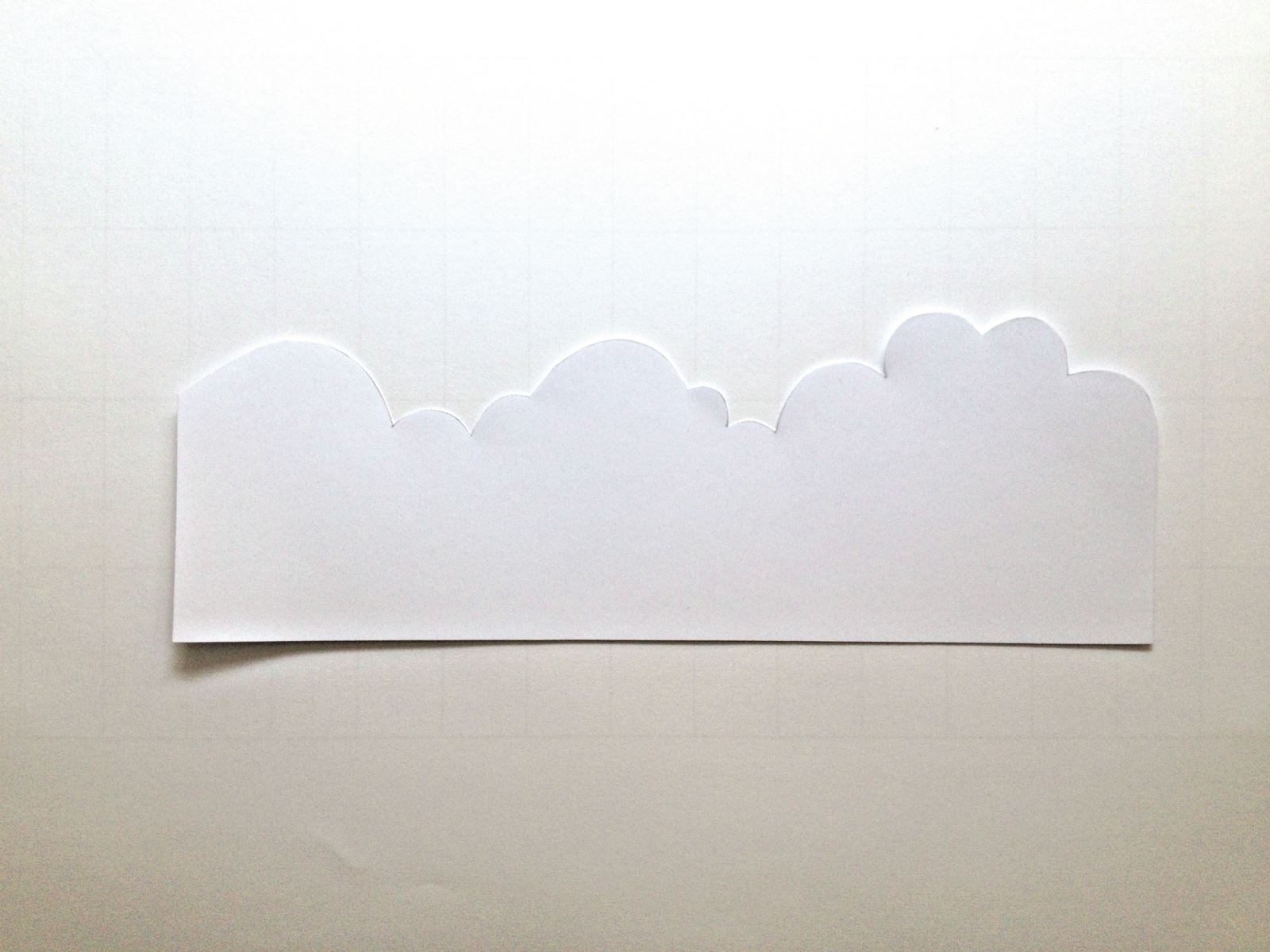 Free Card Making Technique Tutorial: Clouds