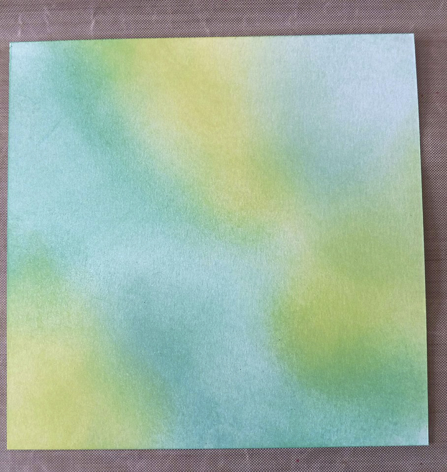 Free Card Making Technique Tutorial: Distress oxide backgrounds