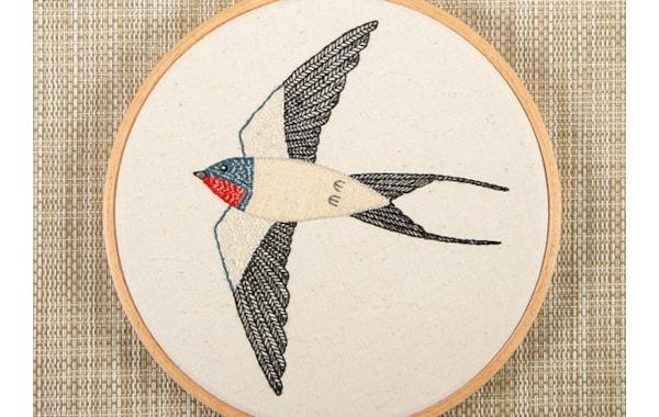Swallow-chloe-redfern-embroidery-landscape
