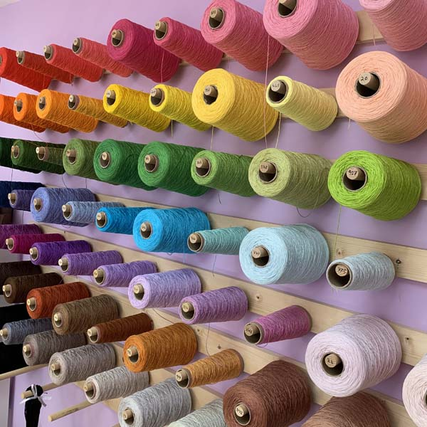 The Geeky Stitching Co threads