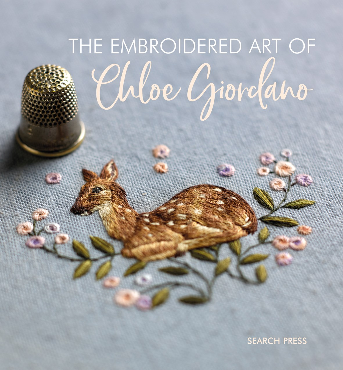 The embroidered art of Chloe Giordano cover