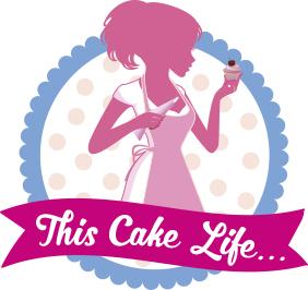 This Cake Life Cake Decoration & Sugarcraft magazine logo
