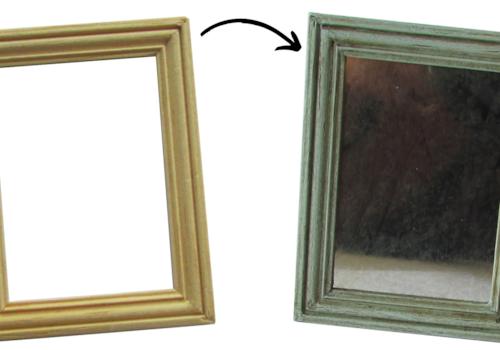 How to antique miniatures