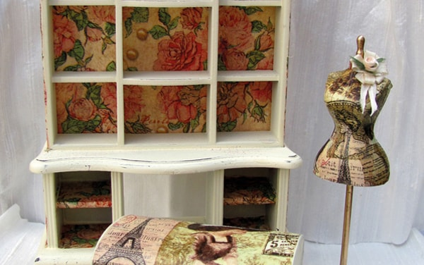 decoupage-miniature-furniture