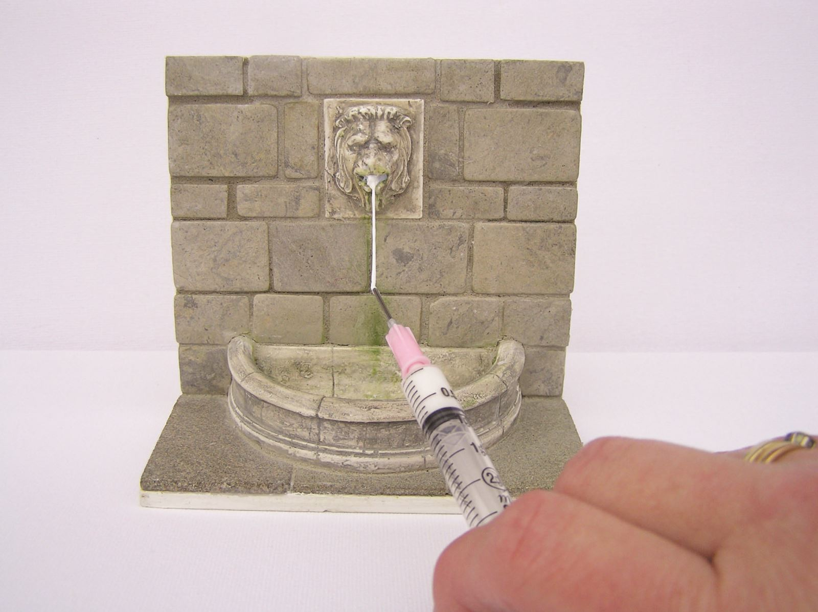 Miniature Masterclass: How To Create Water