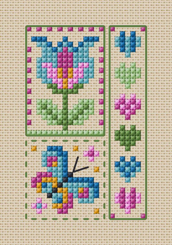 garden-sal-flower-butterfly
