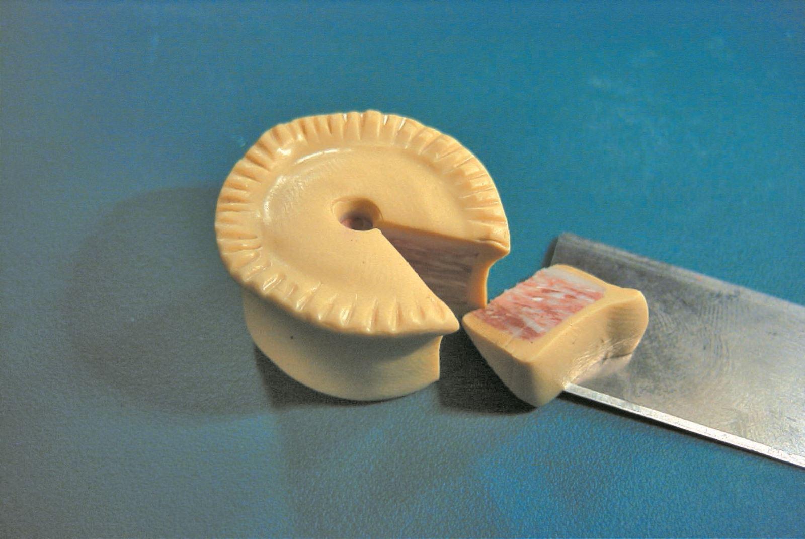 Miniature Pork Pie step 11