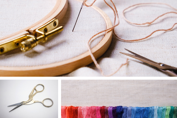 hand embroidery beginners