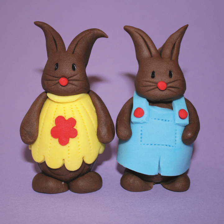 creme egg bunnies
