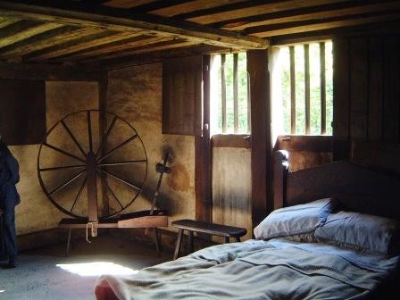 Tudor bed chamber