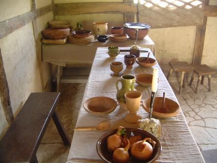 Tudor table