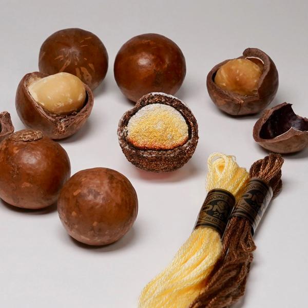 ipnot miniature embroidered nuts