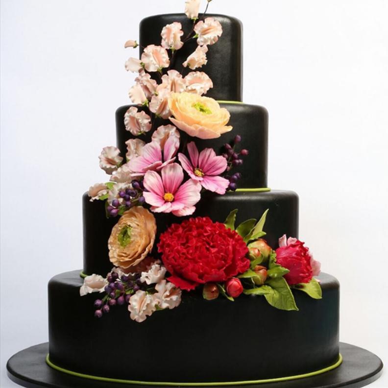 Zahra Cakes black cake