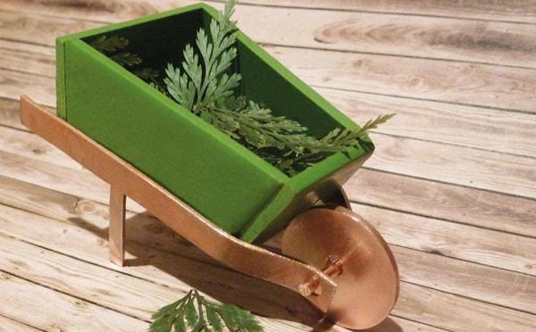 miniature-wheelbarrow