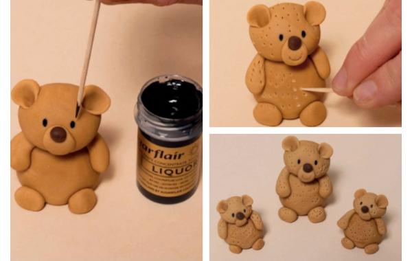 modelling-fondant-teddy-bears